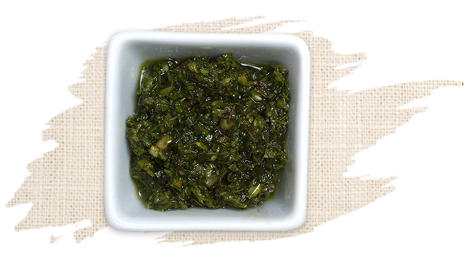 Garlic Chimichurri