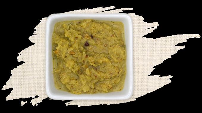 Thai Lemongrass Pesto