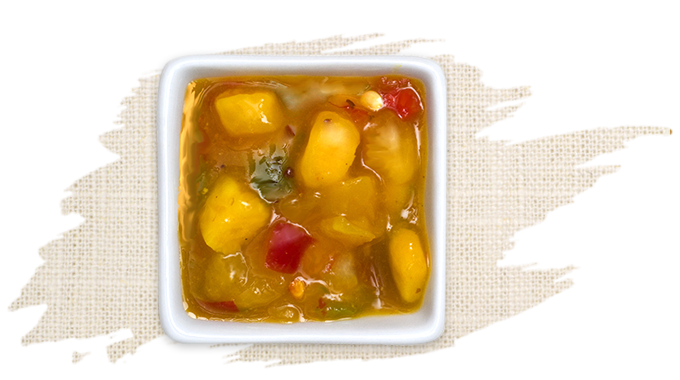 Tropical Mango Chutney